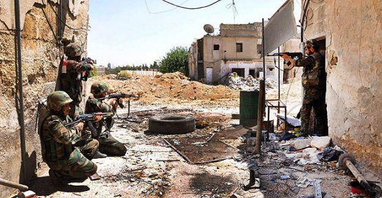 Suriye'de saldırılar sürüyor