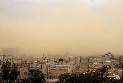 Suriye'de savaş uçağı saldırısı