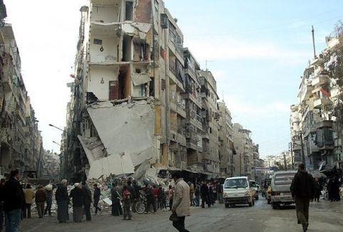 Suriye'de TNT iddiası