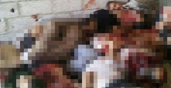 Suriye'de Toplu İnfaz: 200 Ölü