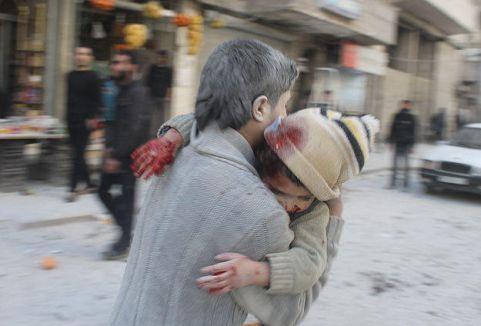 Suriye'li Çocuklara İşkence Belgeleri...