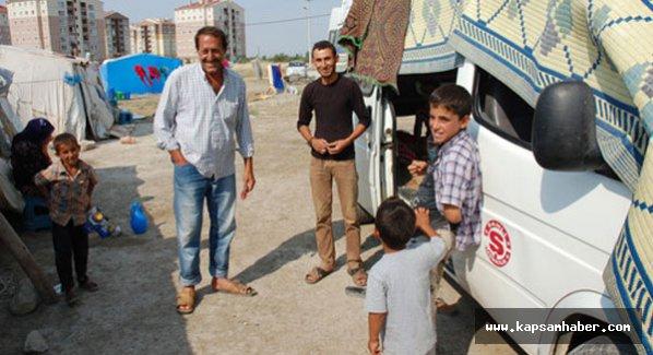 Suriyeliler yüzünden işçiler iş bulamıyor