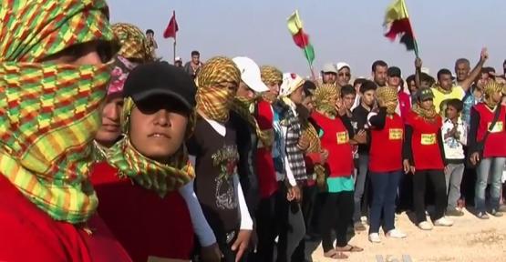 Suriye'nin PYD İttifakı