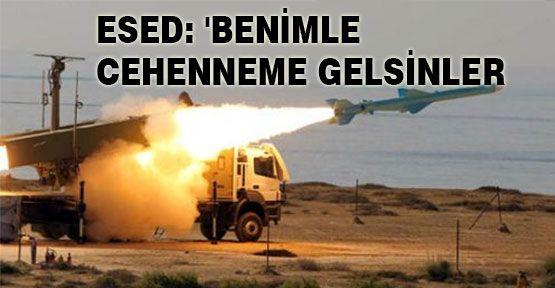 Suriye'nin Türkiye'yi  Vurma Planı...