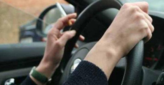 Sürücülerin sigara içmesi yasak!