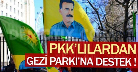 Taksim'de PKK gerginliği