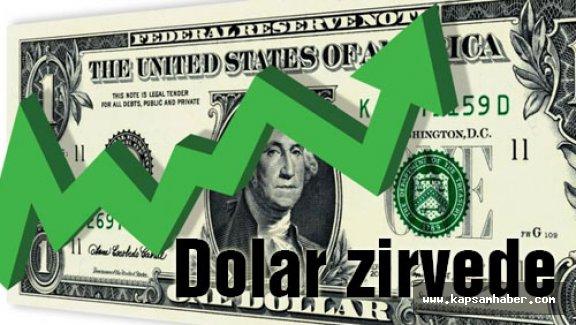 Tarihi zirve; Dolar ve Euro son durum