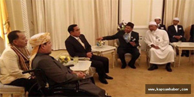 Tayland hükümeti, Müslümanlara iftar verdi