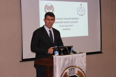 TBB Başkanı Feyzioğlu: Biz hukukun üstünlüğü siyasetini yapıyoruz