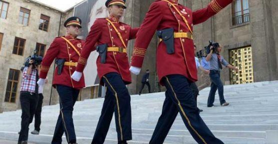TBMM Asker ,Polis Derken Güvenlik Geliyor...