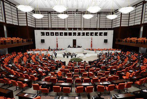 TBMM'den Mısır'daki idam kararına ortak deklarasyon...