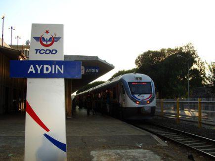 TCDD Aydın'da 40 milyon liralık yatırım yapacak