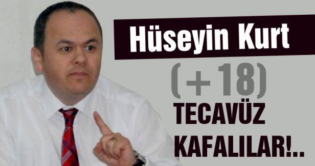 TECAVÜZ KAFALILAR!.. (+18)