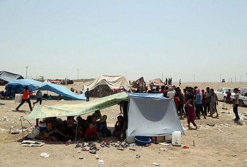 Türkmenlerin durumu kötüye gidiyor