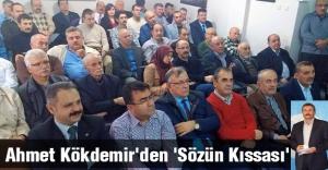 Ahmet Kökdemir'den 'Sözün Kıssası'
