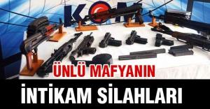 Ünlü Mafya Bu silahlarla İntikam mı Alacak tı?