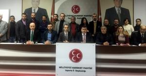 Isparta MHP Teşkilatından Önemli Açıklama!