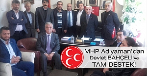 MHP Adıyaman Teşikatından Önemli Bildiri