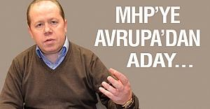 MHP'ye  Avrupa'dan Aday