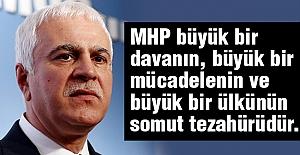 Koray Aydın; Son Kapatılan MHP Teşkilatlarıyla  İlgili Şok Açıklama!