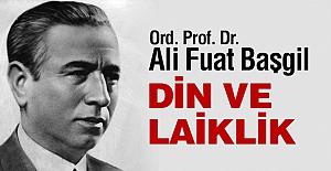 Ali Fuat Başgil#039;e Göre #039;Din...