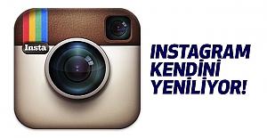 Instagram tasarımını değiştiriyor