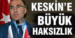 Samsun'da Başarılı Başkana büyük haksızlık