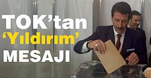 Erdoğan Tok#039;tan #039;Yıldırım#039;...