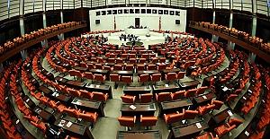 Meclis bu hafta yoğun gündemle çalışacak