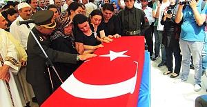Şehit Astsubay Gevrek, Kırşehir'de son yolculuğuna uğurlandı