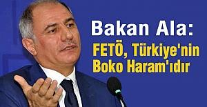 FETÖ, Türkiye'nin Boko Haram'ıdır