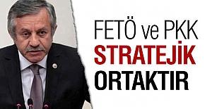MHP'li Adan: FETÖ ve PKK Stratejik Ortaktır