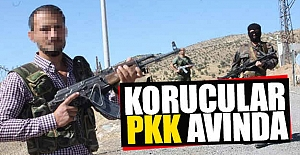 Korucular PKK Avında