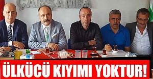 MHP'li Usta: Suçluların Yanında Masumlar Cezalandırılmamalı