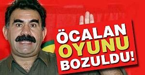 PKK'dan Öcalan oyunu