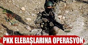 PKK Elebaşlarına Operasyon