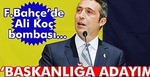 Ali Koç Fenerbahçe Adayı