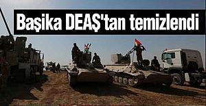 Başika'da IŞİD Kalmadı