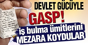 Devlet Gücüyle Gasp