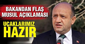 Fikri Işık'tan Flaş Musul Açıklaması