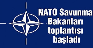 NATO Bakanları Toplantısı Brüksel'de Başladı