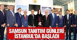 Samsun Belediyeleri İstanbul'da