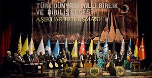 Türk Dünyası Aşıklarına Büyük İlgi