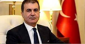 """AB Bakanı Çelik'ten """"Hanuka Bayramı"""" mesajı"""