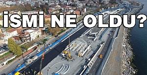 Avrasya Tüneli'nin ismi ne oldu?
