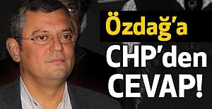 Özdağ'ın iddialarına CHP'den Cevap!