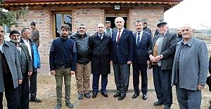 Pir Abdal Türbesi Ziyarete Açıldı