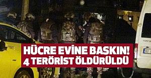 PKK'nın Hücre Evine Baskın: Öldürüldüler