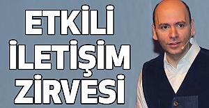 Samsun'da Cem Öğretir'den Etkili İletişim Zirvesi