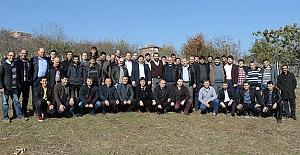 Samsun'da  Kanatlı Süs Hayvanları Yetiştiricileri Derneği açıldı
